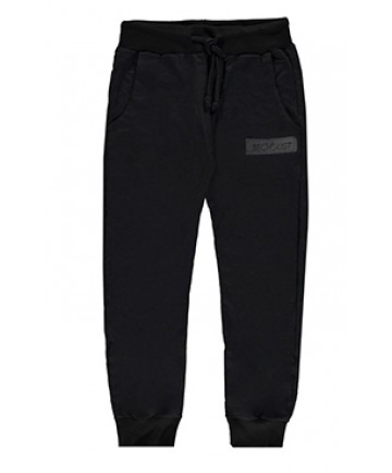 Pantalone Nero Patch Becyclist
