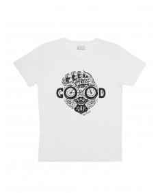T-Shirt Feel Free And Good